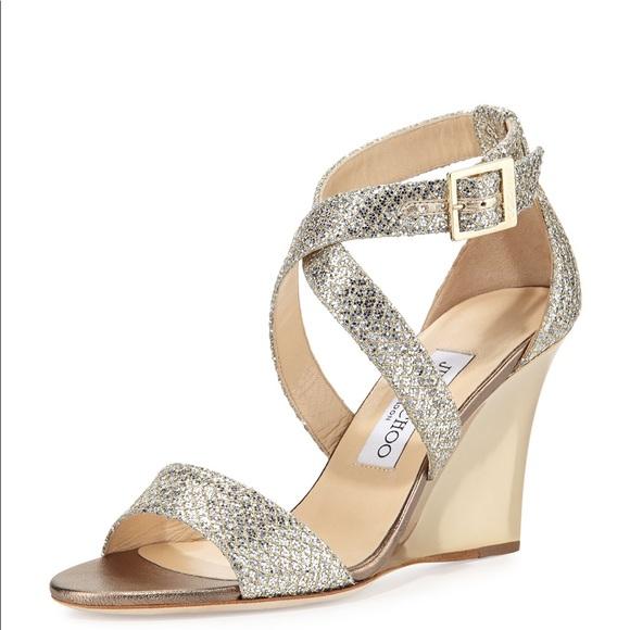 624369b712 Jimmy Choo Shoes   Fearne Sandals   Poshmark